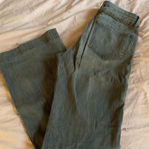 J Brand HIgh Waist Wide Leg Grey Jeans- size 29